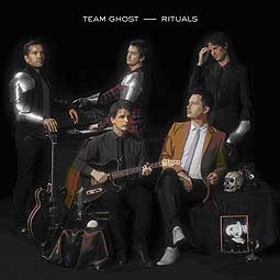 Cover TEAM GHOST, rituals