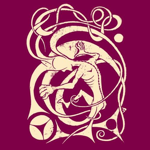 RUBEN MORONI, entnormen (boy), burgundy cover