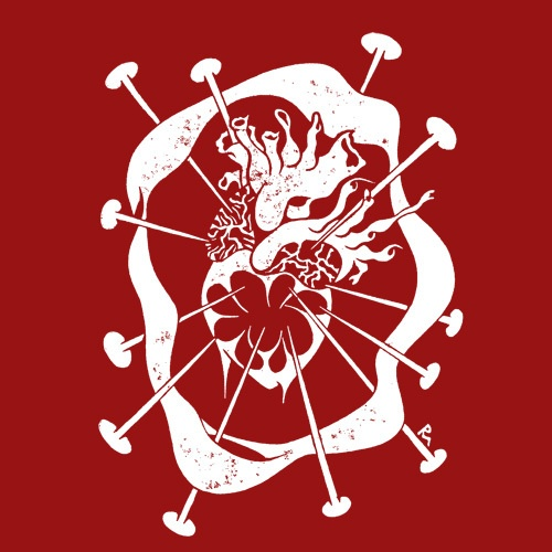 RUBEN MORONI, zuständig (boy), stereo red cover