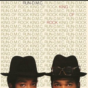 Cover RUN DMC, king of rock
