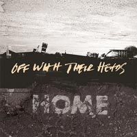 OFF WITH THEIR HEADS, home cover