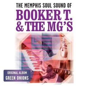 Cover BOOKER T & MG´S, memphis soul sound of...