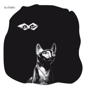 LA CHATTE, s/t cover