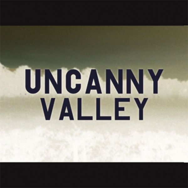 ALLIE, uncanny valley cover