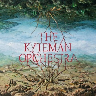 Cover KYTEMAN ORCHESTRA, s/t