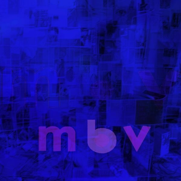 Cover MY BLOODY VALENTINE, mbv