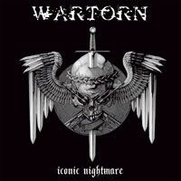 Cover WARTORN, iconic nightmare