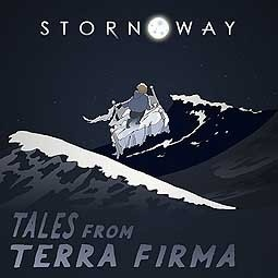 Cover STORNOWAY, tales from terra firma