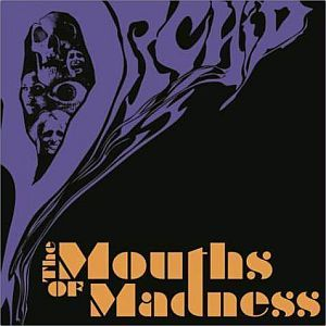Cover ORCHID, mouths of madness