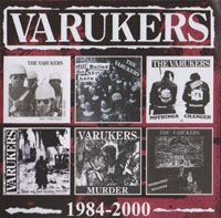 Cover VARUKERS, 1984-2000