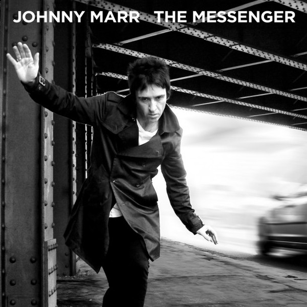 Cover JOHNNY MARR, the messenger