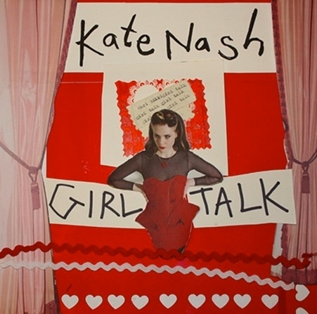 KATE NASH, girl talk cover