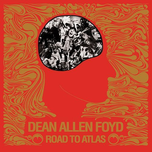 Cover DEAN ALLEN FOYD, road to atlas