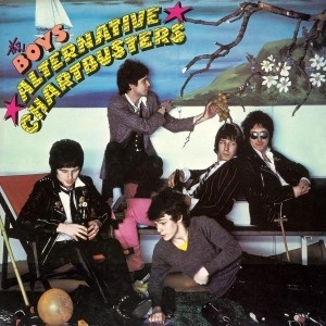 Cover BOYS, alternative chartbusters (deluxe edition)