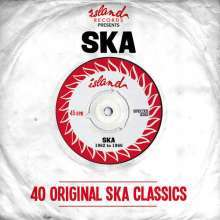 V/A, island records presents: ska cover