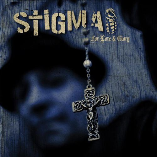 Cover STIGMA, for love & glory