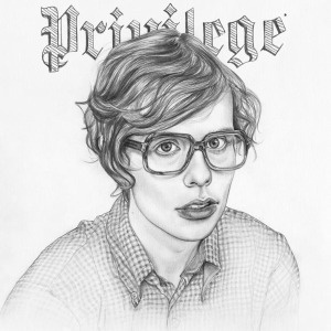 PARENTHETICAL GIRLS, privilege cover