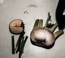Cover MOTORPSYCHO, still life with eggplant