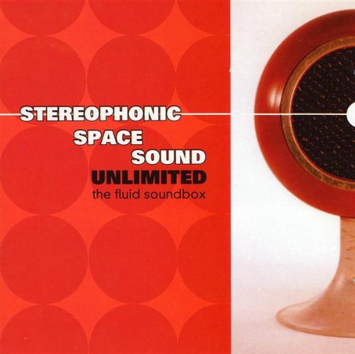 Cover STEREOPHONIC SPACE SOUND UNLIMITED, fluid soundbox