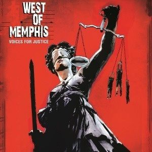 Cover O.S.T., west of memphis - voices for justice