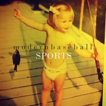 MODERN BASEBALL, sports cover