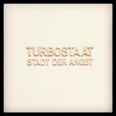 TURBOSTAAT, stadt der angst cover
