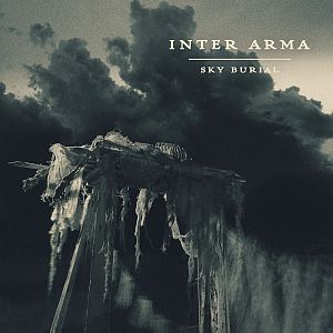 Cover INTER ARMA, sky burial