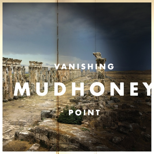 Cover MUDHONEY, vanishing point