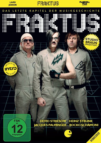 Cover FRAKTUS, der film