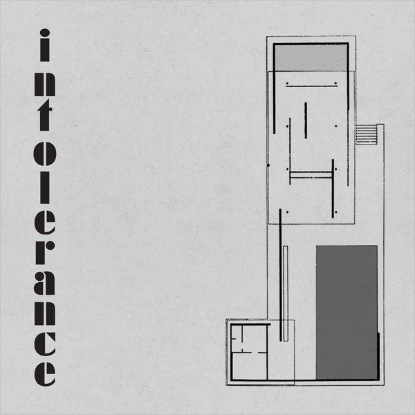 Cover INTOLERANCE, s/t