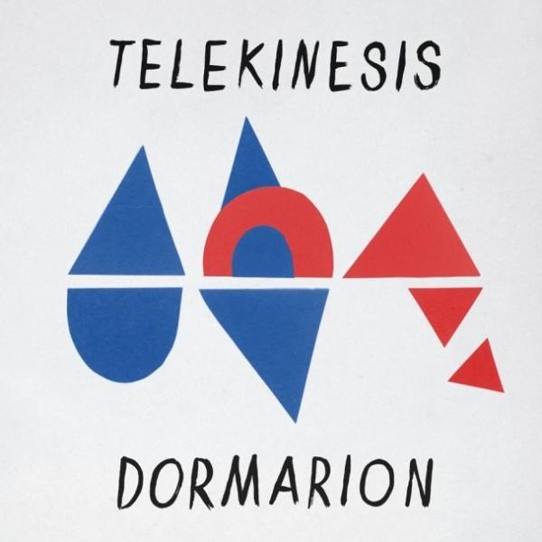 TELEKINESIS, dormarion cover