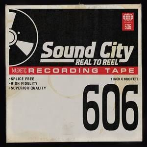 Cover SOUND CITY (O.S.T.), real to reel