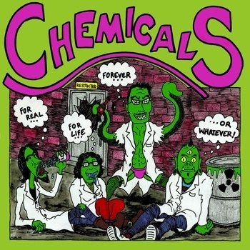 Cover CHEMICALS, for real, ...