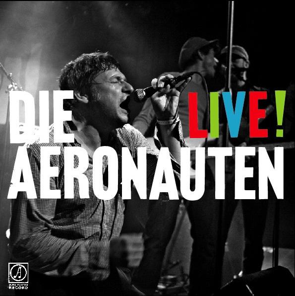 AERONAUTEN, live! cover