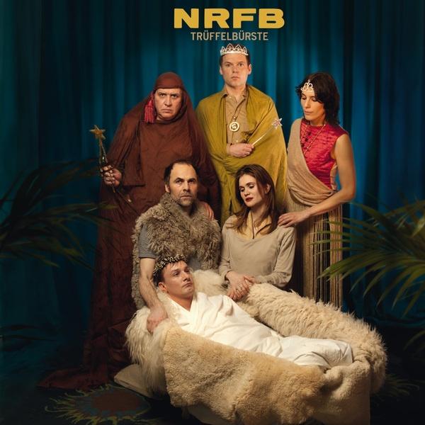 N.R.F.B., trüffelbürste cover