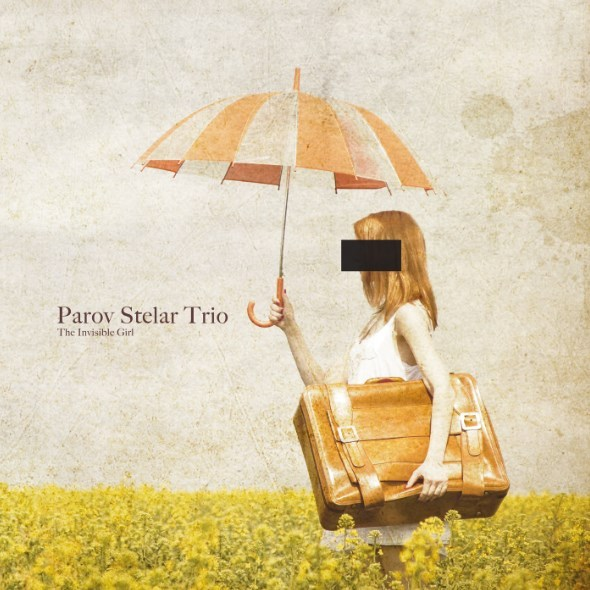Cover PAROV STELAR TRIO, invisible girl