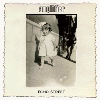 Cover AMPLIFIER, echo street