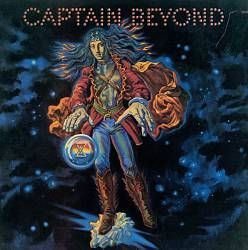 Cover CAPTAIN BEYOND, s/t