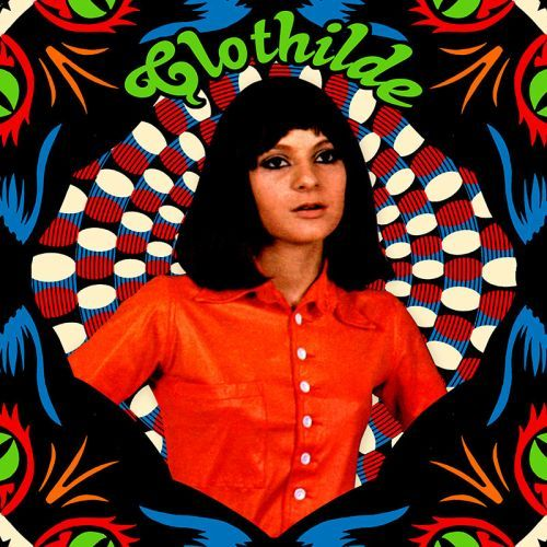 Cover CLOTHILDE, s/t (french swinging mademoiselle 1967)