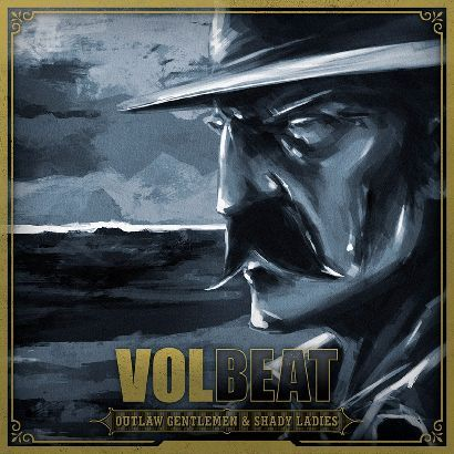 Cover VOLBEAT, outlaw gentlemen & shady ladies
