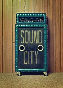Cover SOUND CITY, real to reel - documetary