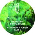 Cover WANKELMUT & EMMA LOUISE, my head is a jungle part 2