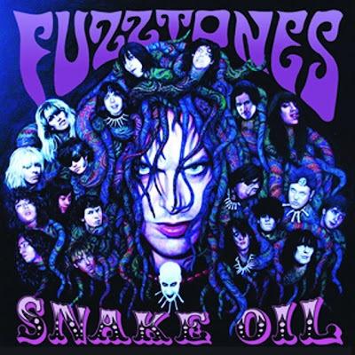 FUZZTONES, snakeoil cover