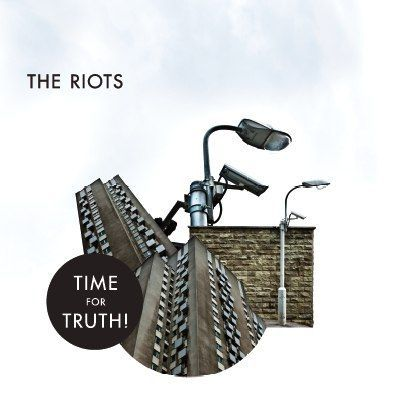 Cover RIOTS (RUS), time for truth