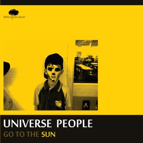 Cover UNIVERSE PEOPLE, go to the sun