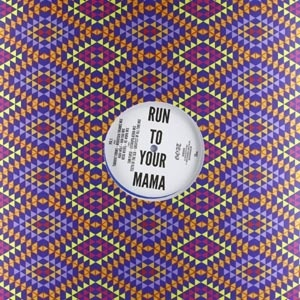 Cover GOAT, run to your mama rmxs 2 - RSD