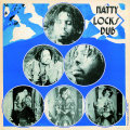 Cover WINSTON EDWARDS, natty locks dub