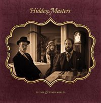 Cover HIDDEN MASTERS, of this and other worlds