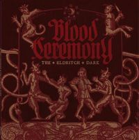 Cover BLOOD CEREMONY, eldritch dark
