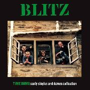 Cover BLITZ, timebomb - early singles